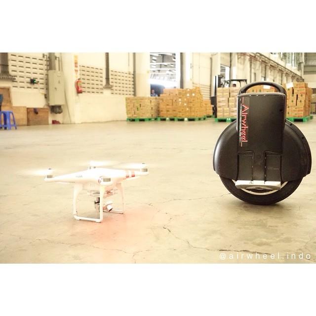 Airwheel Q3, monociclo eléctrico barato