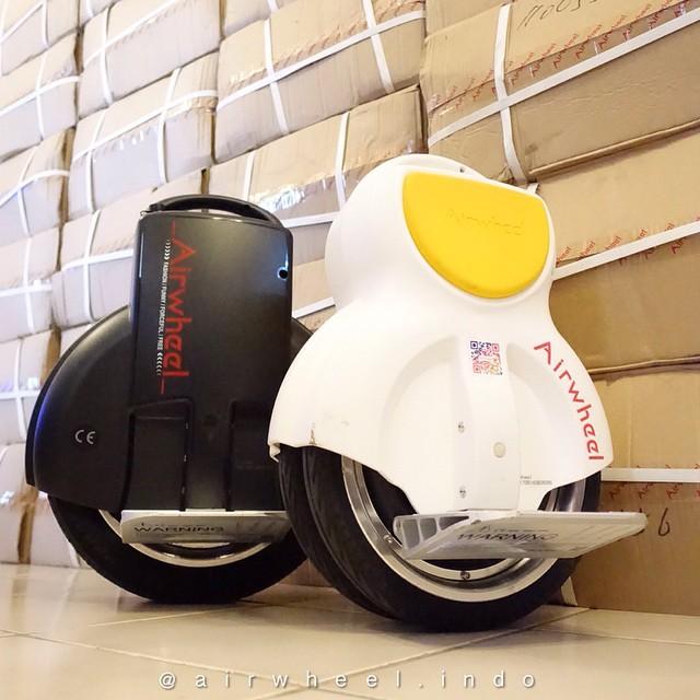 Airwheel, eléctrico una rueda, eléctrico scooter, scooter