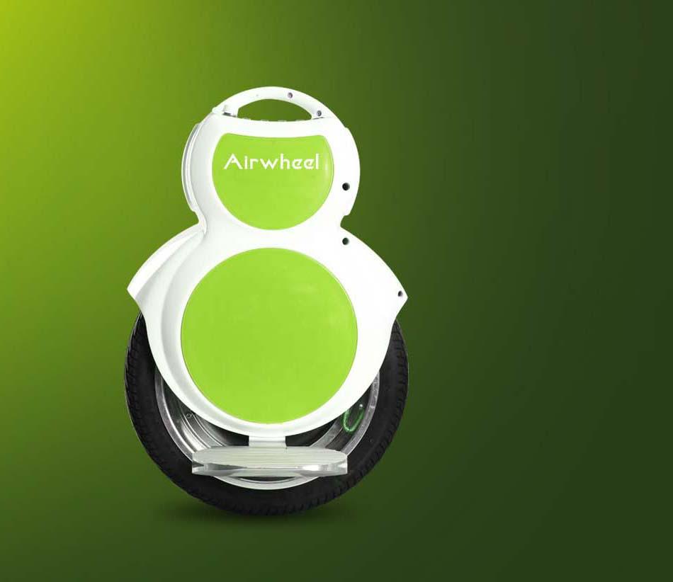 Airwheel, eléctrico una rueda, Q6 eléctrico scooter, scooter