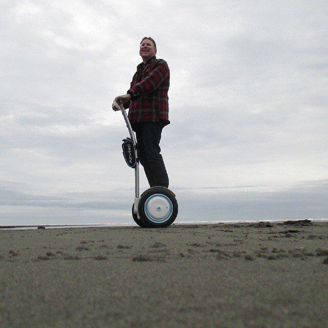 Mini Scooter, Airwheel