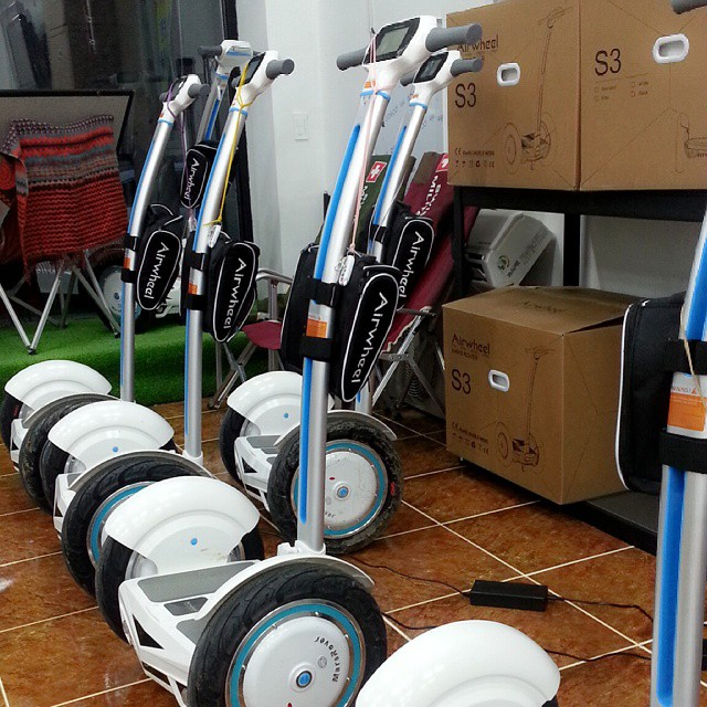 2-ruedas eléctrico scooter, Airwheel S3