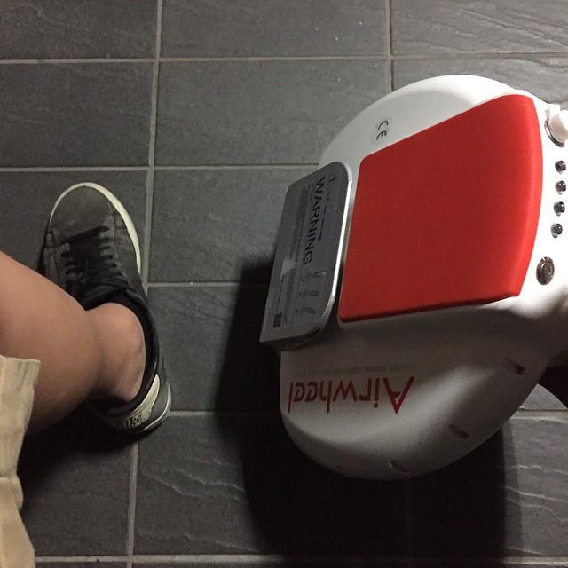 scooters eléctricos, Airwheel