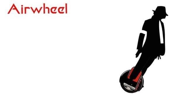 Airwheel presenta en video musical de una estrella del pop húngara