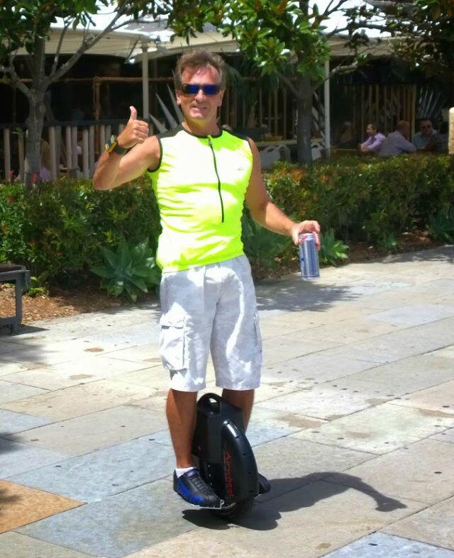 Airwheel, eléctrico monociclo, scooters eléctricos, X8 una rueda scooter