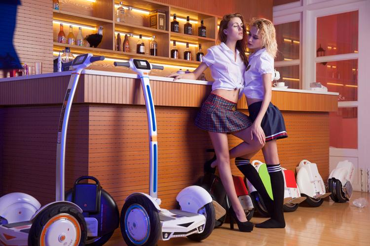 eléctrico scooter, Airwheel