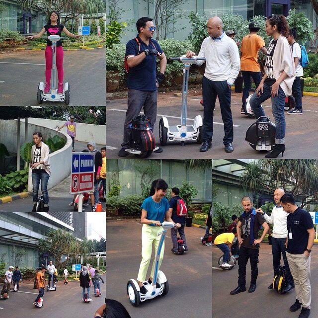 Airwheel Monociclo Eléctrico: ¿Has Viajado con Bajo Carbono Hoy?