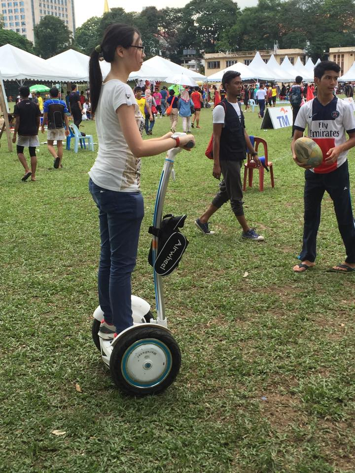 Airwheel, 2-ruedas eléctrico scooter