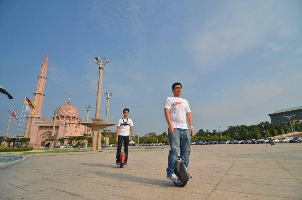 Airwheel, eléctrico monociclo