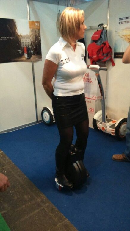 Q3 eléctrico monociclo, Airwheel eléctrico scooter