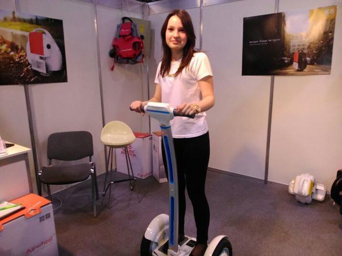 scooter eléctrico, monociclo eléctrico