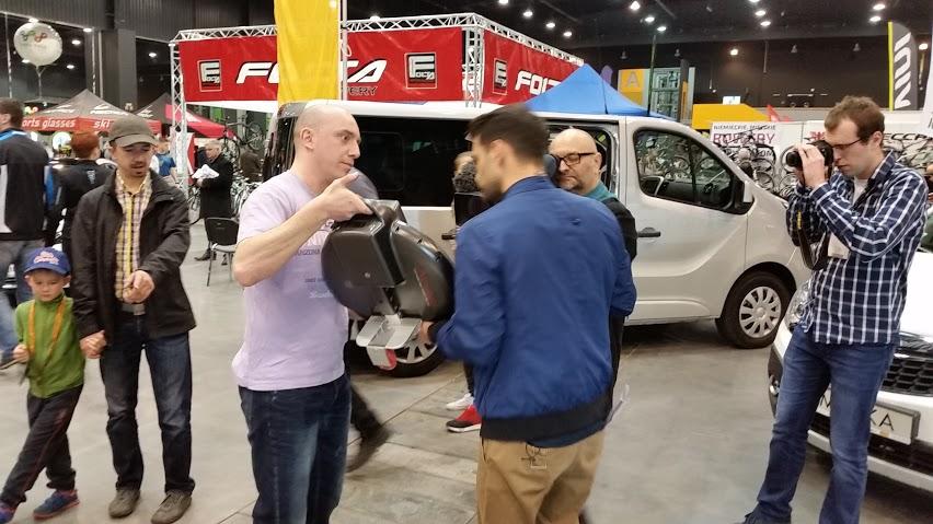 Un Scooter de Auto-Equilibrio que nos Da Comodidad y Seguridad