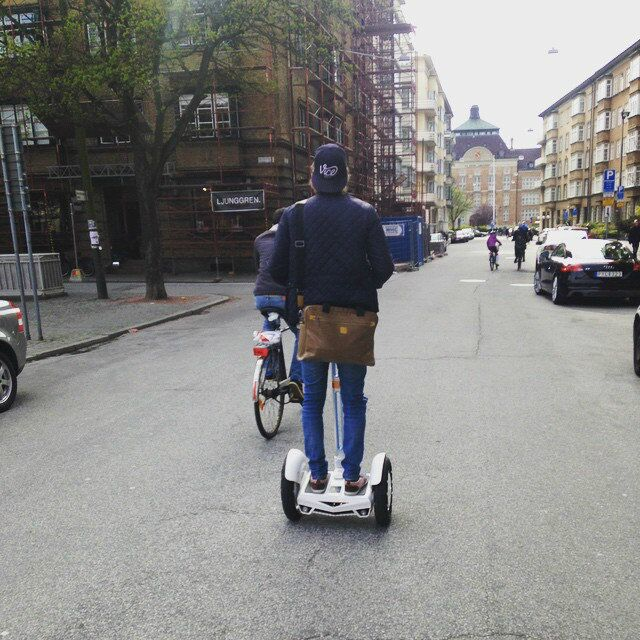 scooters eléctricos, Airwheel