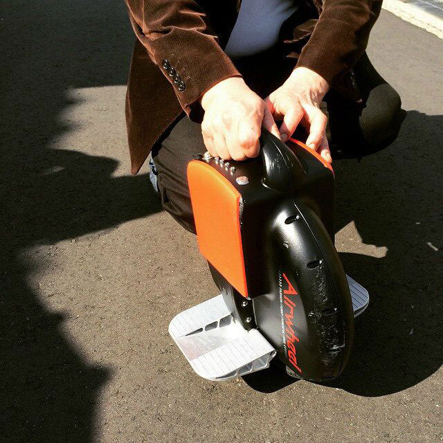 una rueda scooter, Airwheel