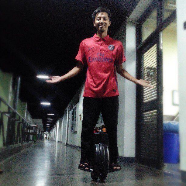 auto-equilibrio monociclo, Airwheel Q3