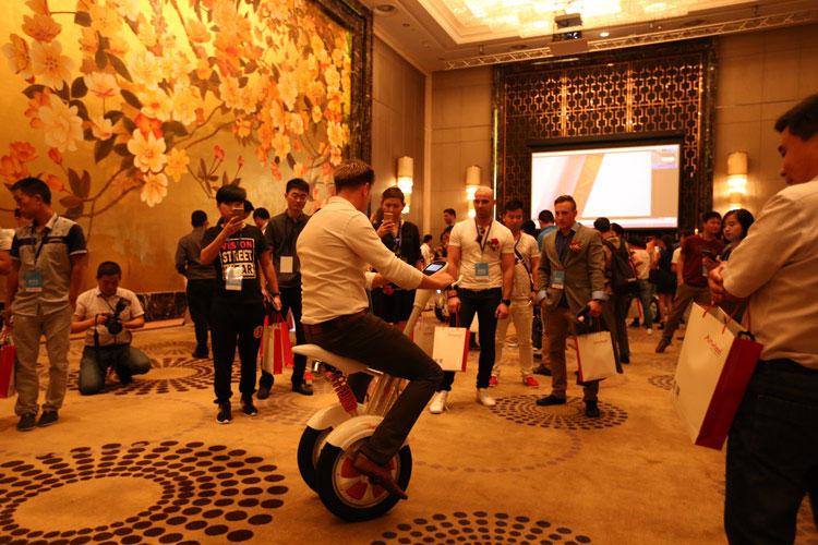 Airwheel A3 novedades scooters eléctricos