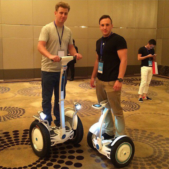 Airwheel S5, scooter 2 ruedas eléctrico