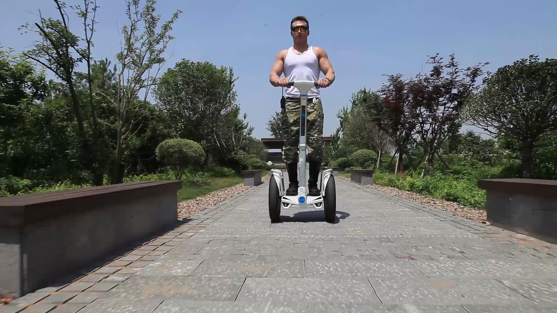 Airwheel S5, monociclo eléctrico
