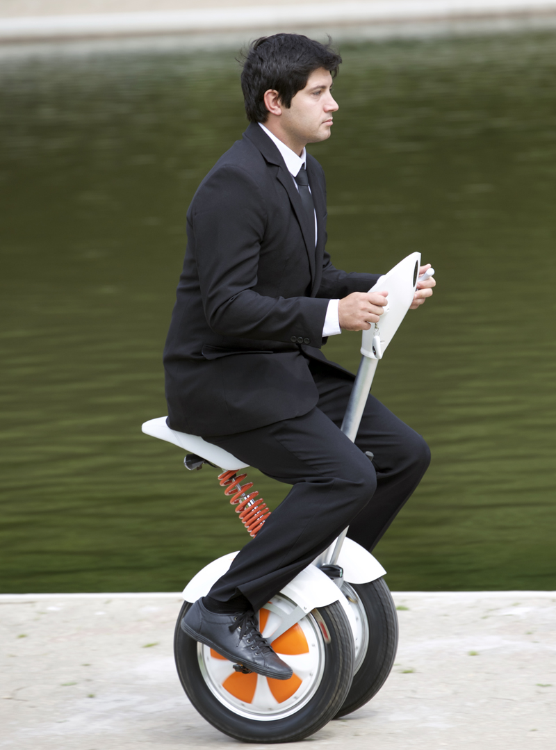 Airwheel A3, monociclo scooter