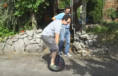 whoopi electric unicycle,Airwheel X8,2015 airwheel