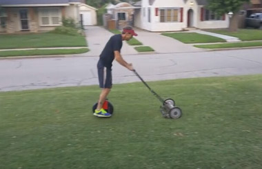 airwheel in scooters,Airwheel X3,unicycle balance