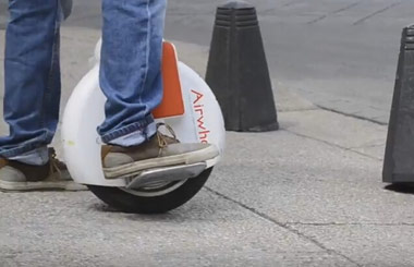 airwheel one-wheel,single wheel transport scooter,Airwheel X3