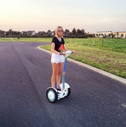motos eléctricas, Airwheel S3