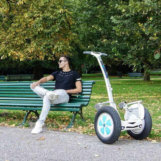Airwheel S5, scooter eléctrico monociclo