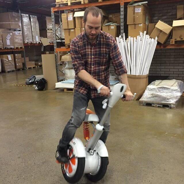 A3 электрический скутер