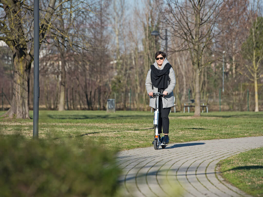 Airwheel Z3 motos eléctricas
