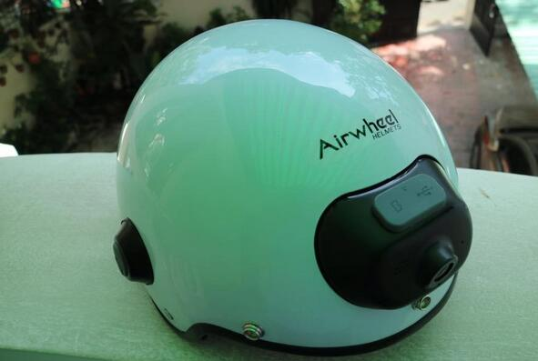 casco inteligente Airwheel C6