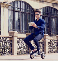 Airwheel S6 self-balancing scooters