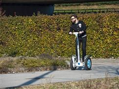 stand up self balancing electric scooter