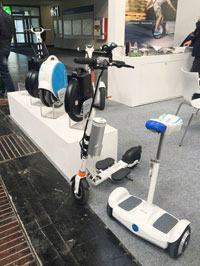 electric scooter review singapore