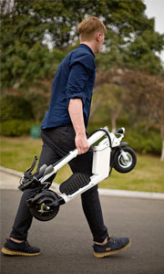 Airwheel Z3 mini electric scooter