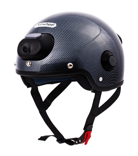 C6 Motorcycle Helmet - Airwheel