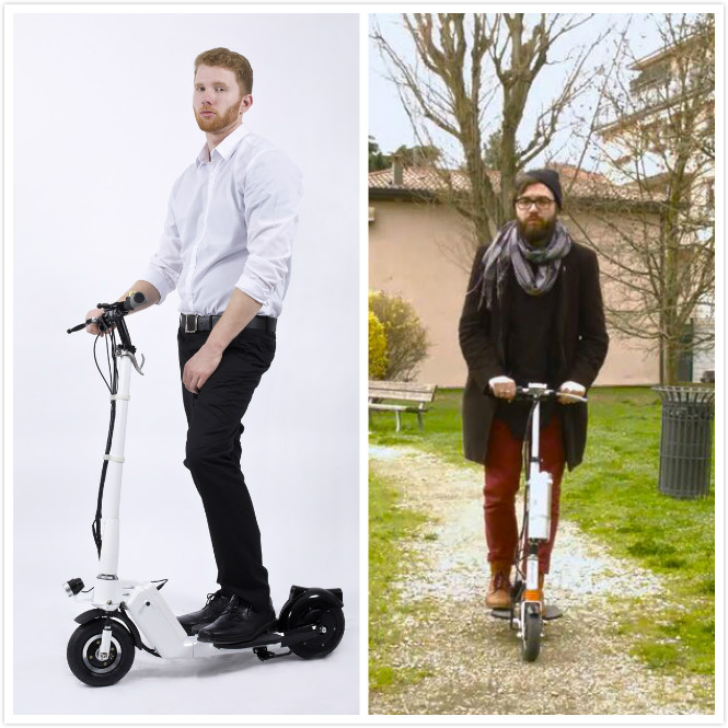 Airwheel Z3, Z5